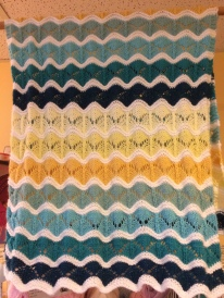Bounce (Baby) Blanket